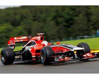 Marussia Virgin стала рекордсменом по безочковым гонкам