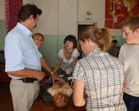 Ярославские энергетики учат детей электробезопасному поведению