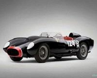 Ferrari 1957 года ушел с молотка за рекордную сумму