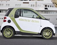 Электрокар Smart ForTwo прибавил мощи