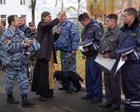 Ярославские полицейские отправились в Чечню