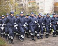 Школьники выйдут на парад в День полиции