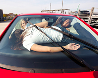 VW up! попал в Книгу рекордов Гиннесса