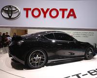 Toyota рассказала о серийном купе FT-86
