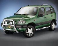 Спецверсия «Нивы» выпущена в честь 100-летия Chevrolet