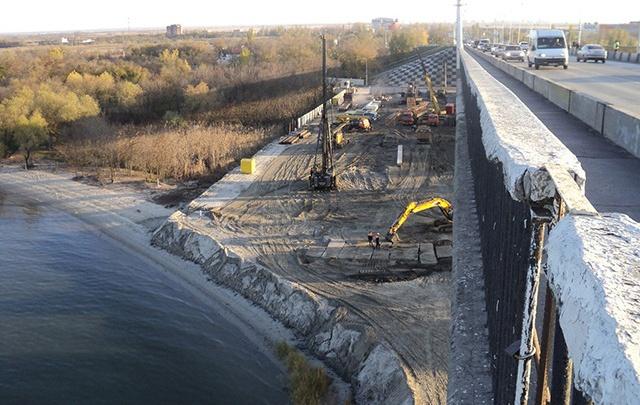 Скоро откроют новый Ворошиловский мост