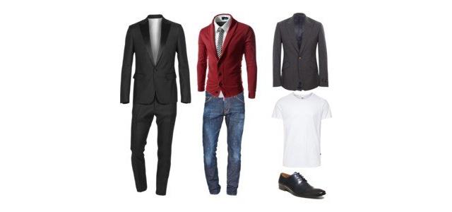 Базовый гардероб: версия для мужчин