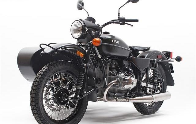 Как мотоцикл «Урал» стал культовым в США