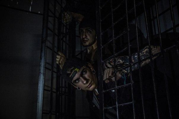 Пугающий сюжет: камера смертников!
