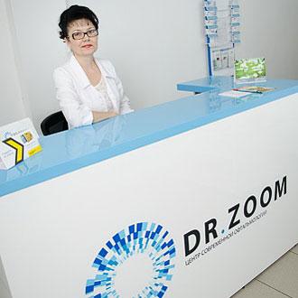 DR.ZOOM. Нам важно, чтобы вы видели