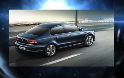 Премьера нового Volkswagen Passat в Новосибирске