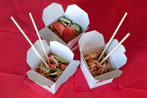 В коробочках обнаружены китайские удовольствия