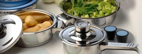 Тест-драйв посуды на Советской — жена будет в восторге!