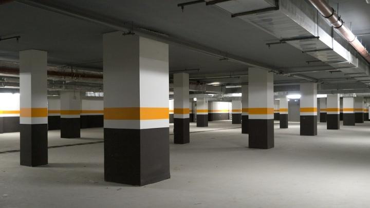 Подземный паркинг: удобно, безопасно, доступно