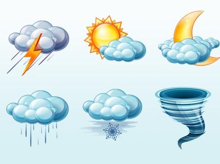Прогноз на 11 мая: +8 и сильные кратковременные осадки