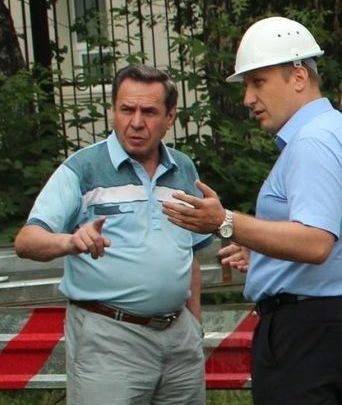 ЗАО «ГорКоммуникации» восстанавливает циркуляцию в десятках домов Заельцовского района
