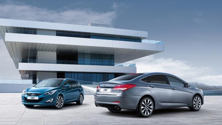 «Хендэ Мотор СНГ» объявляет новые цены на модель Hyundai i40