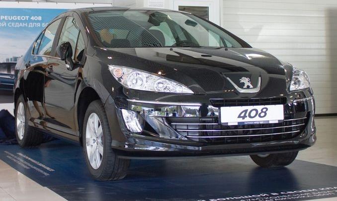 Приятный сюрприз от Peugeot