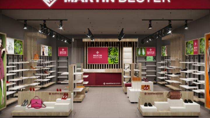 Салон обуви Martin Bester открылся по новому адресу