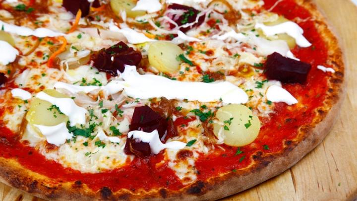 Пицца «Итальянский борщ» — очередное гастрономическое чудо Дениса Иванова