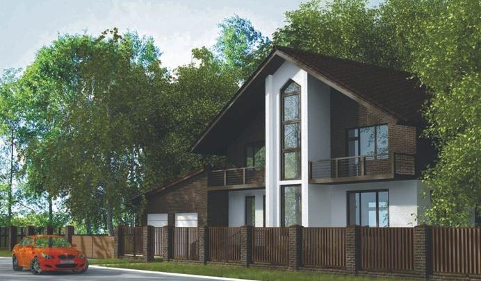 Открыта продажа готовых домов в лучшем* коттеджном поселке