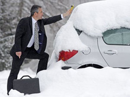 Жаркое лето — холодная зима?