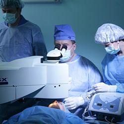 Уникальная лазерная система в клинике «Эксимер»!