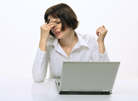 Работать в офисе вредно для здоровья, выяснили врачи ГЦМ