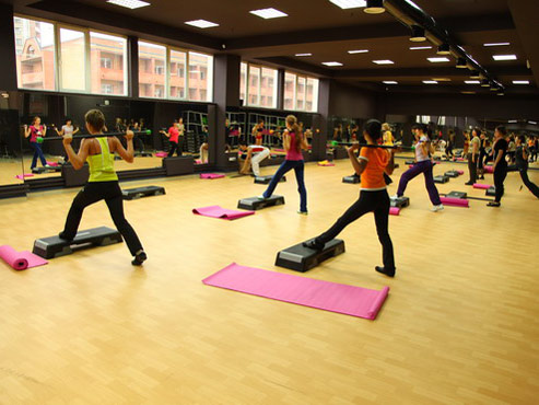 Спортивная осень вместе с Fitness Project!