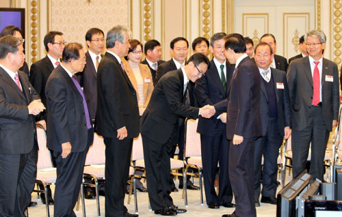 «Нуга Бест»: встреча президентов развивает бизнес