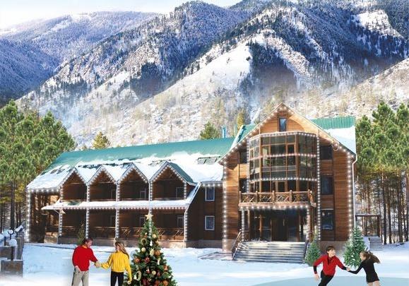 Новогодние и рождественские каникулы на Горном Алтае!