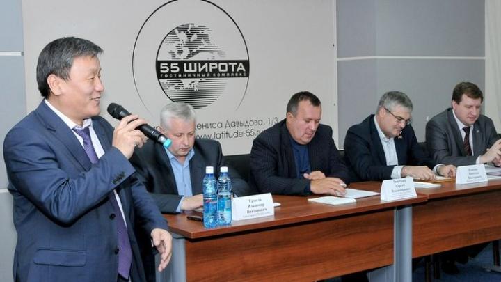 Общее собрание новосибирской СРО строителей