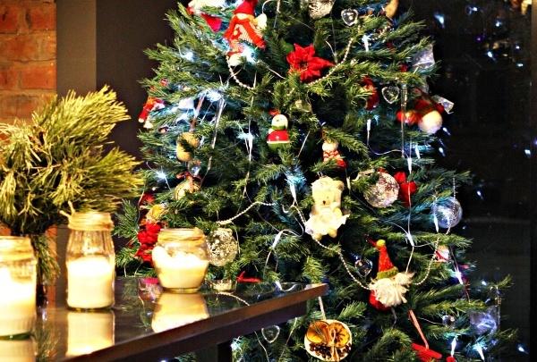 Овсянка, тыква и Дед Мороз в Jonathan