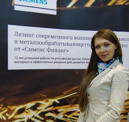 Новые лизинговые продукты «Сименс Финанс» востребованы в Сибири