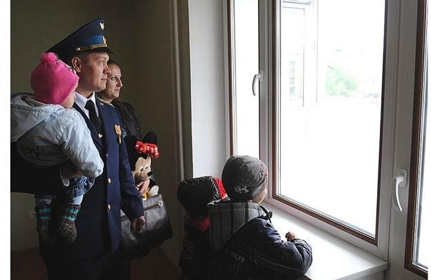 Военная ипотека. Более 500 семей уже сделали выбор в пользу концерна «Сибирь»