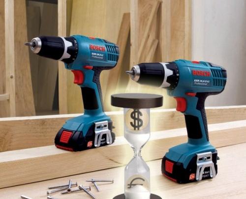 Как строительной фирме сэкономить время при покупке инструмента