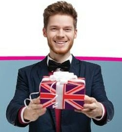 Новогодние сюрпризы и подарки от EF English First!