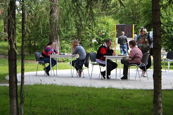 «Дом.ru Бизнес» обеспечил Заельцовский парк современной Wi-Fi-зоной