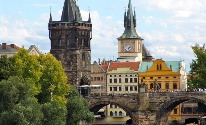 Хотите учиться в Чехии?