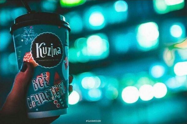 Kuzina открывает новую кондитерскую и представляет зимнее меню
