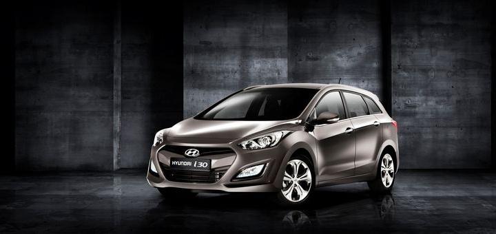 Специальные условия покупки новых автомобилей Hyundai i30!