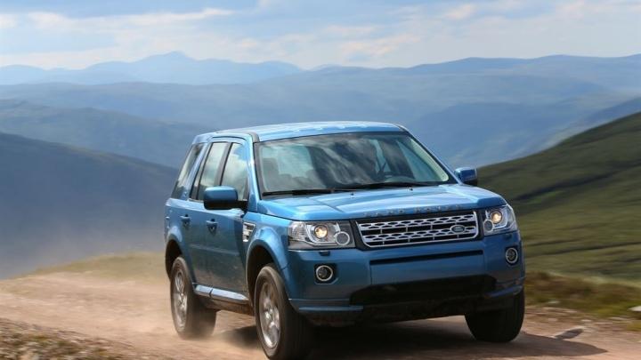 Дни открытых дверей в автосалоне Land Rover