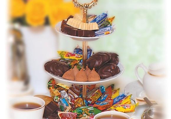 «Шоколадная радость» для новосибирцев и гостей города